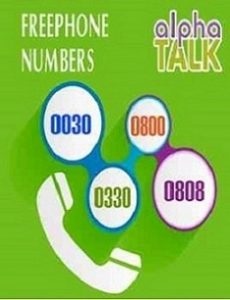 Freephone 0808 numbers, 0808 numbers