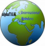 International virtual number
