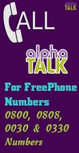 Toll free numbers, freephone numbers, 0800 numbers, 0808 numbers